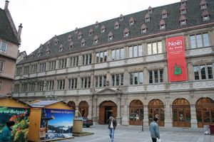 le neubau (cci) (strasbourg) — archi-wiki