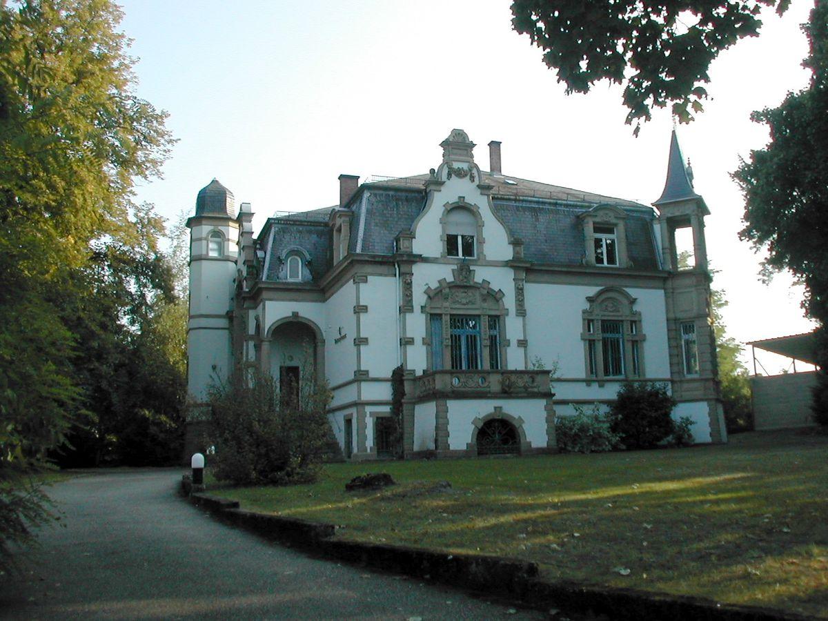 Impots Tresorerie De Haguenau Haguenau Archi Wiki