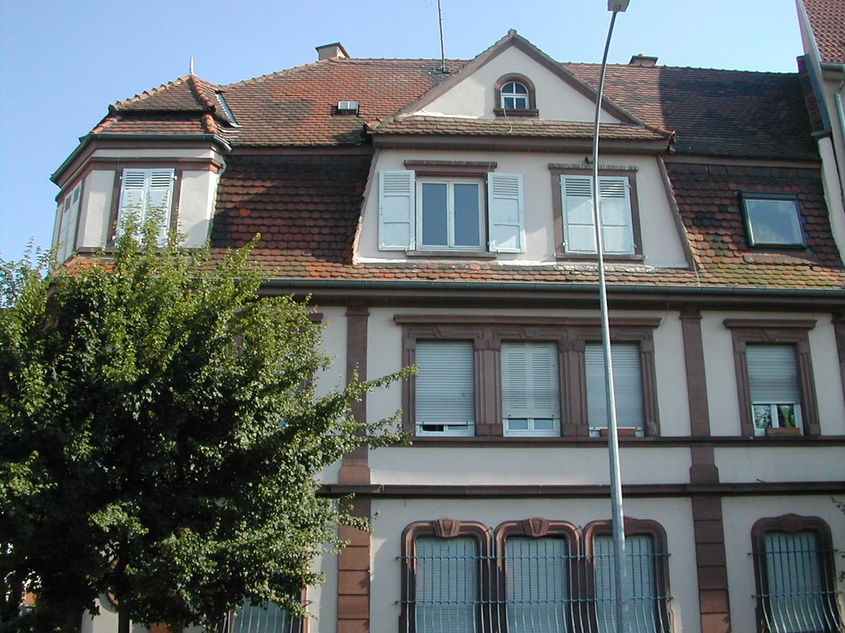 5 Rue Des Ormes Strasbourg Archi Wiki