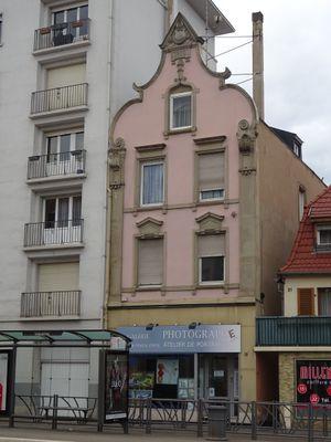 Actualit s adresse 13 rue des bains colmar archi wiki for Rue des bains
