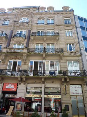 4 rue du vieux march aux vins strasbourg archi wiki for Rue du miroir strasbourg