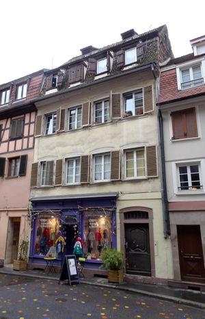 15 rue du jeu des enfants strasbourg archi wiki for Rue du miroir strasbourg